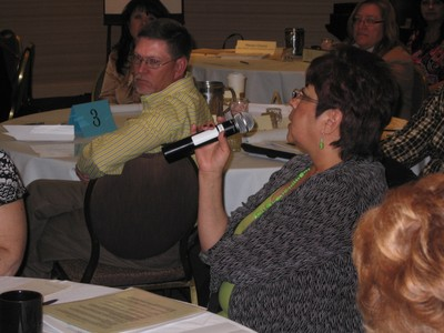 2011 Faculty Development Q & A