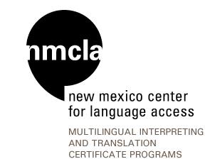 NMCLA Logo