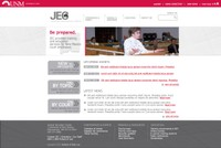 JEC website